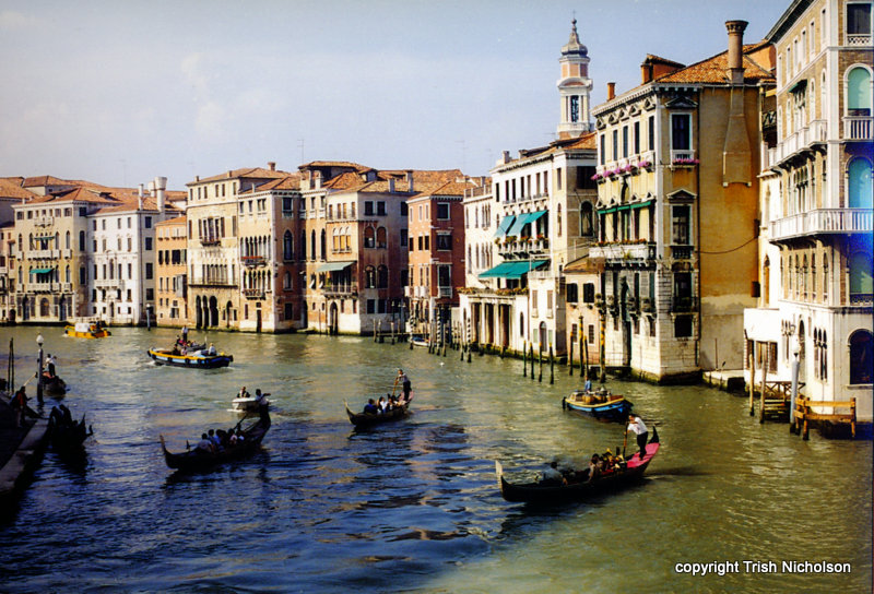 'Grand Canal Venice'