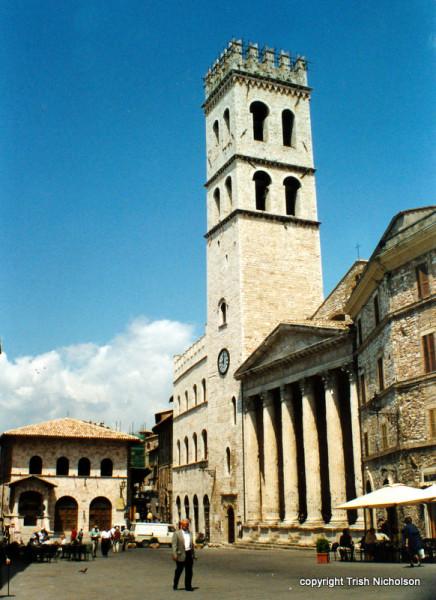 old Roman Plaza