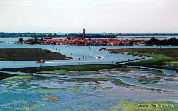 Torcello lagoon