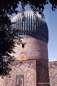 Guremir Tamarlain's Tomb