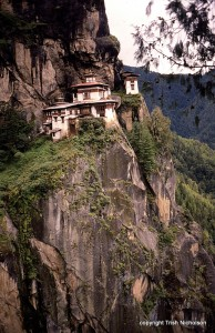 Taktsang monastery (the Tiger's Nest), Paro Valley