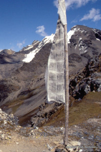 Yalilla 16,000 ft pass