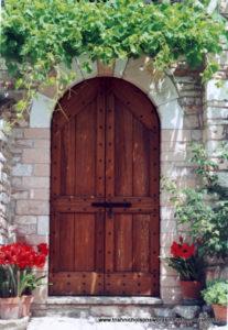 door-four