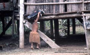 Yaguar boy with my bartered wellies-001