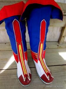 """""""Bhutanese boots"""""""
