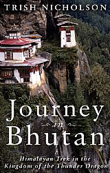 Journey in Bhutan Cover