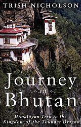 Journey in Bhutan Cover