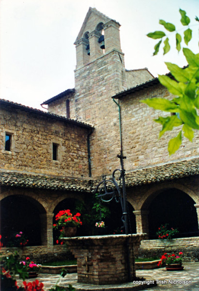 coisters of San Damiano
