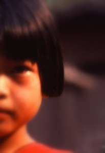 Yeo girl portrait