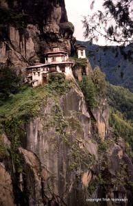 Taktsang monastery (the Tiger's Nest), Paro Valley
