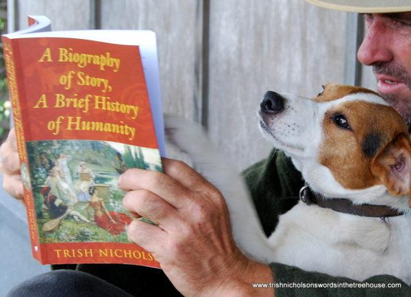 Everybody's reading it.